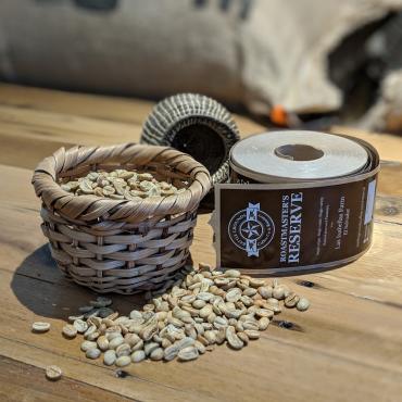 beans & label