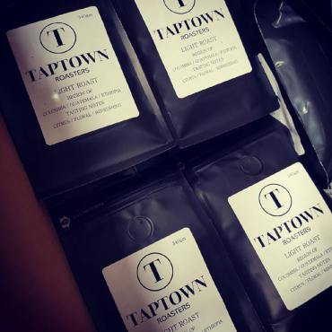 Taptown Coffee Bags