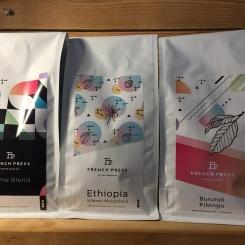 New Coffee Bags